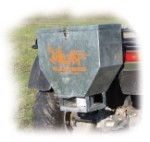 Tail Gate Feeder 50lb